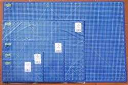 Řezací podložka 600 x 450 mm (A2)