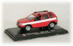 """Dacia Duster   Hasičský záchranný sbor   """"2012"""""""