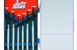 Sada micro šroubováčků - 6 kusů