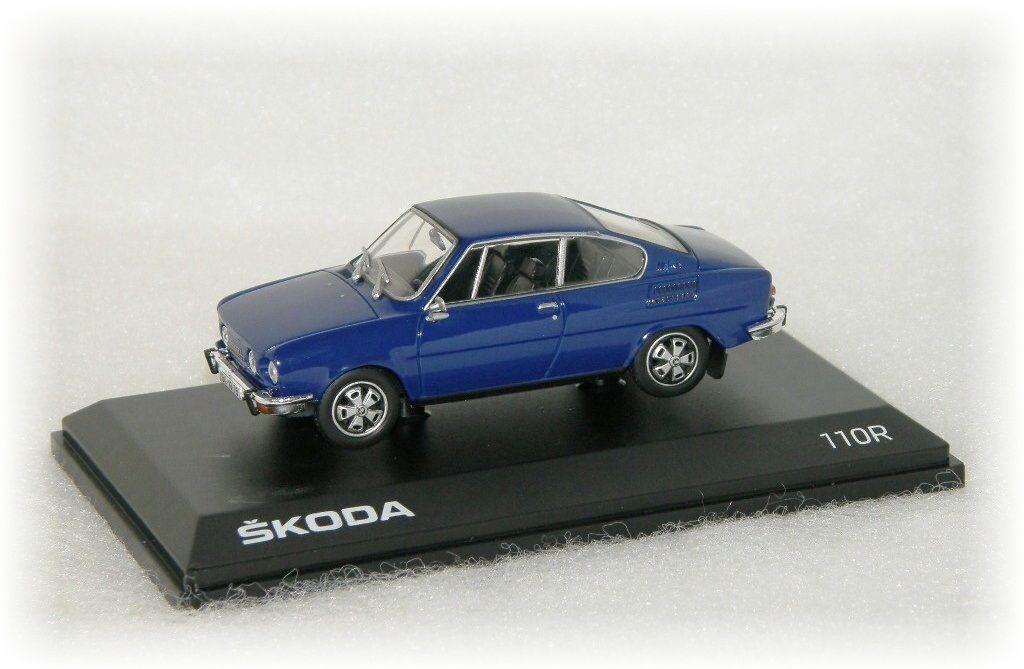 "Škoda 110R Coupe ""1978"" Abrex"