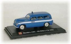 """ŠKODA 1201 - HLÍDKA VB   """"1956"""""""