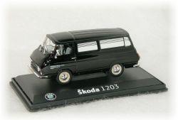 """Škoda 1203 - Pohřební vůz   """"1968"""""""