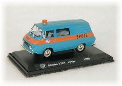 "Škoda 1203 spoje    ""1985"""