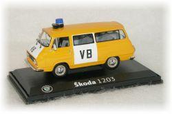 """Škoda 1203 - VB   """"1971"""""""