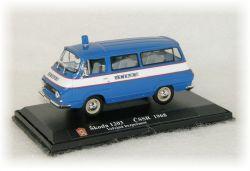 """Škoda 1203 - Veřejná bezpečnost   """"1968"""""""
