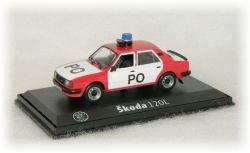 "Škoda 120L - PO    ČSSR   ""1983"""