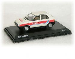 "Škoda Favorit - ČSA    ""1987"""