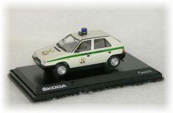 """Škoda Favorit - Vojenská Policie    """"1994"""""""