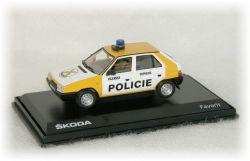 """Škoda Favorit - Vojenská Dopravní Policie     """"1992"""""""