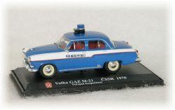 """Volha GAZ M-21 - Veřejná bezpečnost   """"1970"""""""