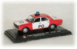 "Volha Gaz M24-10 Požární ochrana ČSSR    ""1986"""