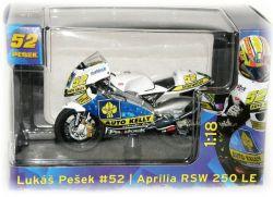 """Aprilia RSW 250 LE No.52 """"2008"""" Abrex"""