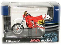 """Jawa 250 typ 681 Enduro No.333 """"1987"""" Abrex"""