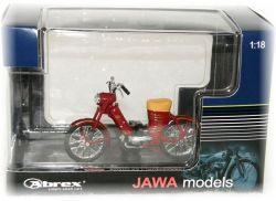 """Jawa 50 Pionýr (Pařez) """"1955"""" Abrex"""