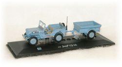"""Jeep Willys CJ 2A   """"1945"""""""