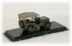 "Jeep Willys MB ""1941"" DeAgostini"