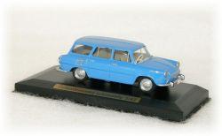 "Škoda 1000 MB - combi  prototyp   ""1963"""