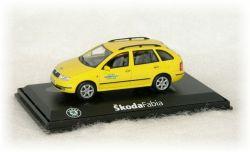 "Škoda Fabia Combi Český Telecom    ""2000"""