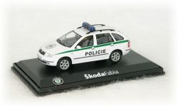 "Škoda Fabia Combi Policie ČR    ""2000"""