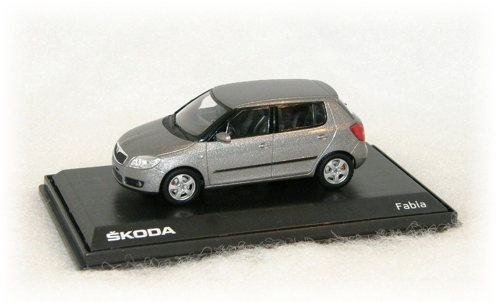 "Škoda Fabia II ""2007"" Abrex"