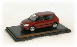 "Škoda Fabia II   ""2007"""