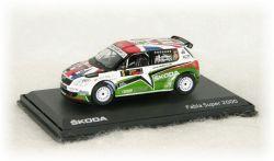 "ŠKODA FABIA S2000 - Cyprus Rally No.5   ""2011"""