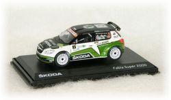 """ŠKODA FABIA S2000-Rally Islas Canarias No.2   """"2012"""""""