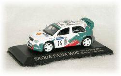 """ŠKODA FABIA WRC - TOUR DE CORSE No.14   """"2003"""""""