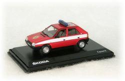 """Škoda Favorit Hasiči    """"1988"""""""