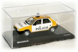 "Škoda Favorit Policie ""1991"" Abrex"