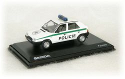 "Škoda Favorit Policie ČR      ""1994"""