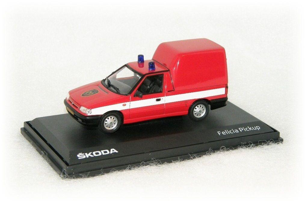 """Škoda Felicia Pick-up Hasičský Záchranný Sbor """"1996"""" Abrex"""
