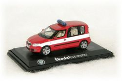 "Škoda Roomster Hasičský záchranný sbor  ""2006"""