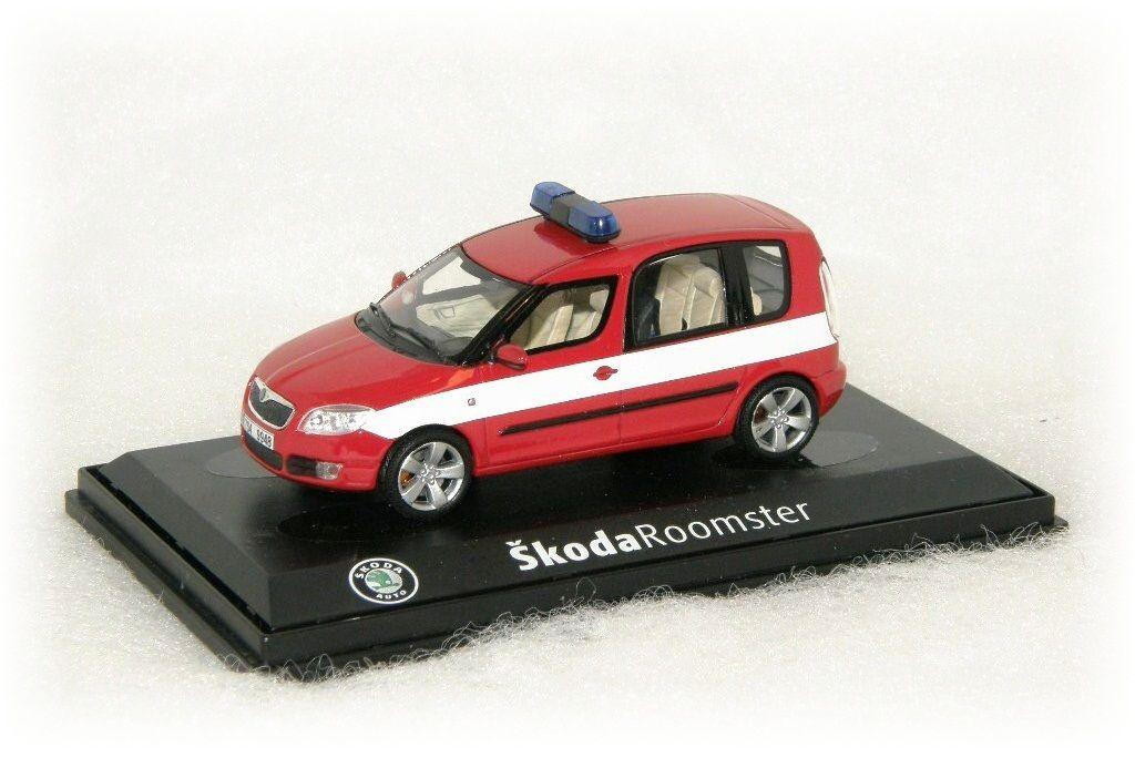"""Škoda Roomster Hasičský záchranný sbor Mladá Boleslav """"2006"""" Abrex"""