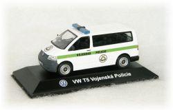 """Volkswagen Transporter T5 Vojenská Policie ČR    """"2007"""""""