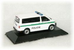"Volkswagen VW T5 Policie ""2006"" FOXTOYS"
