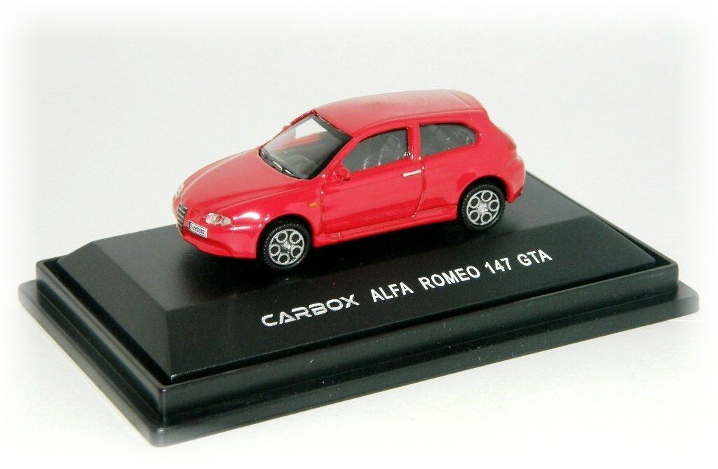 "ALFA ROMEO 147 GTA ""2000"" Carbox"