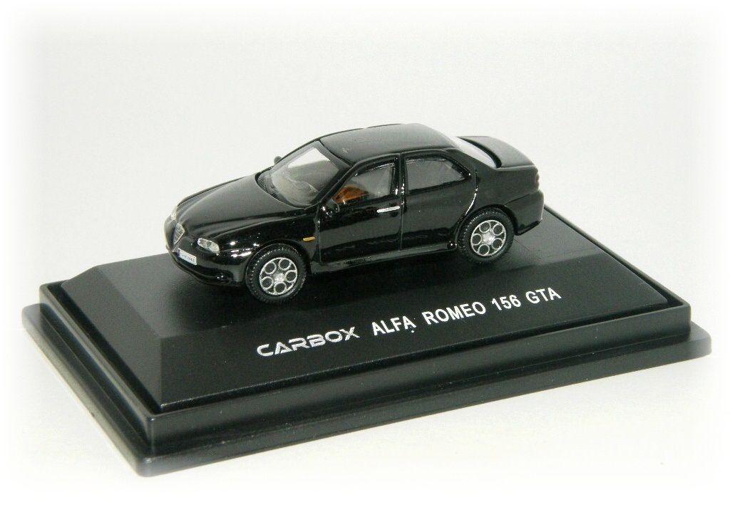 "ALFA ROMEO 156 GTA ""1996"" Carbox"