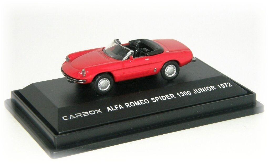 """ALFA ROMEO SPIDER 1300 JUNIOR """"1972"""" Carbox"""