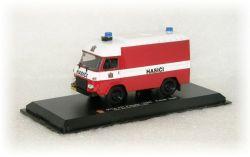"""AVIA A 21 Furgon SHD - sbor dobrovolných hasičů   """"1989"""""""