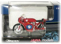 "Jawa 350 2×OHC No.9 ""1961"" Abrex"