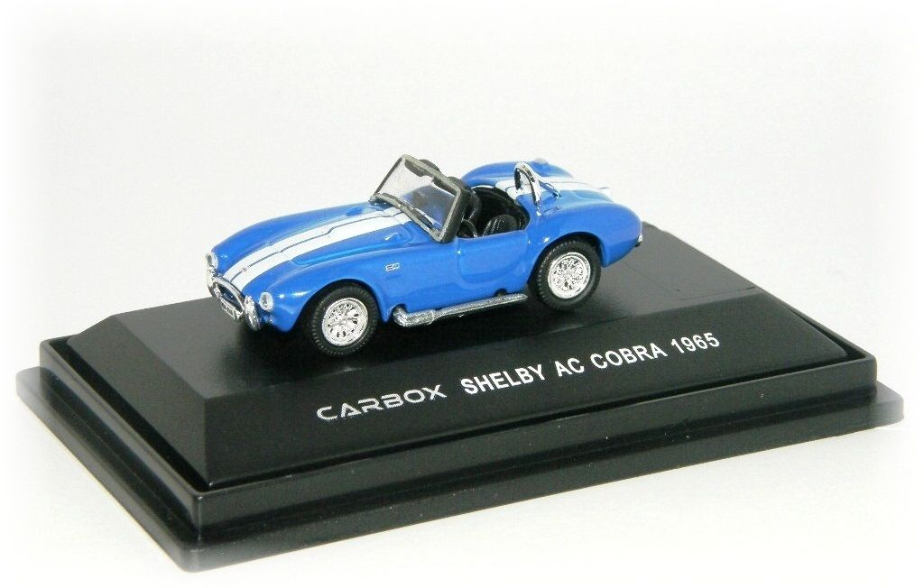 """SHELBY AC COBRA """"1965"""" Carbox"""