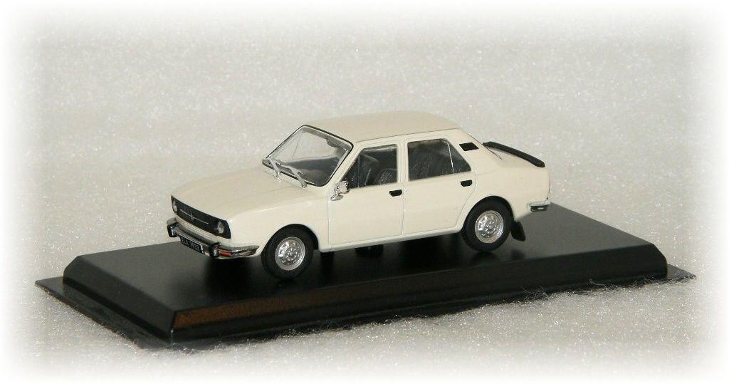 """Škoda 105 S """"1981"""" DeAgostini"""