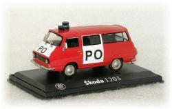 """Škoda 1203 - PO    """"1971"""""""
