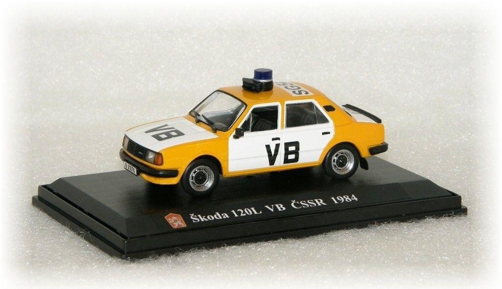"""Škoda 120L VB """"1984"""" VL"""