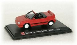 "Škoda Favorit Cabrio (MTX)  ""1992"""