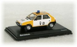 "Škoda Favorit VB    ""1988"""