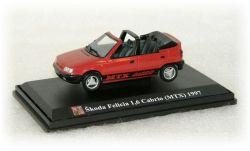 "Škoda Felicia 1,6 Cabrio (MTX)  ""1997"""