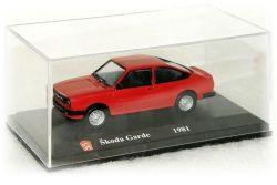 """Škoda Garde """"1981"""" SK Models"""