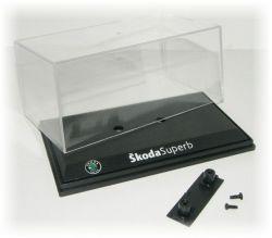 Vitrínka plastová 137x58x76mm - Škoda Superb